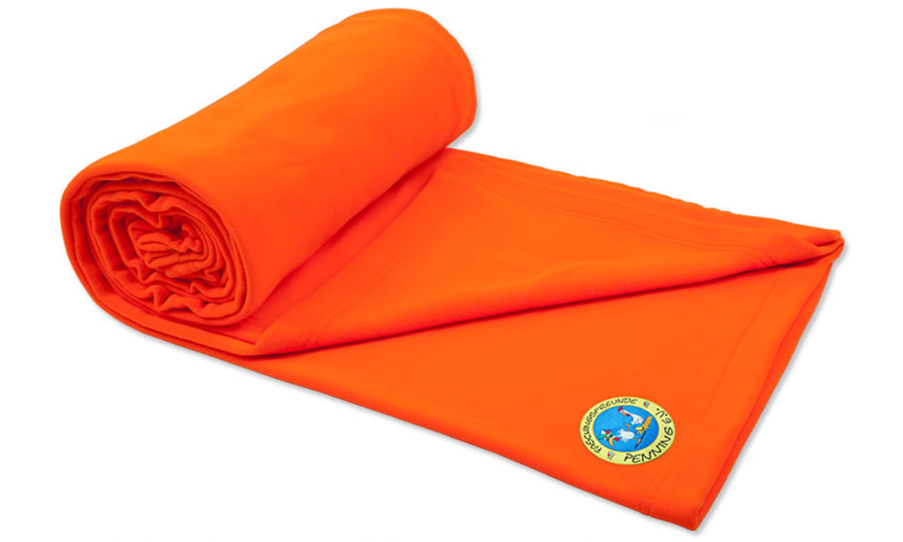 Fleece-Decken ST-910 Neon Orange