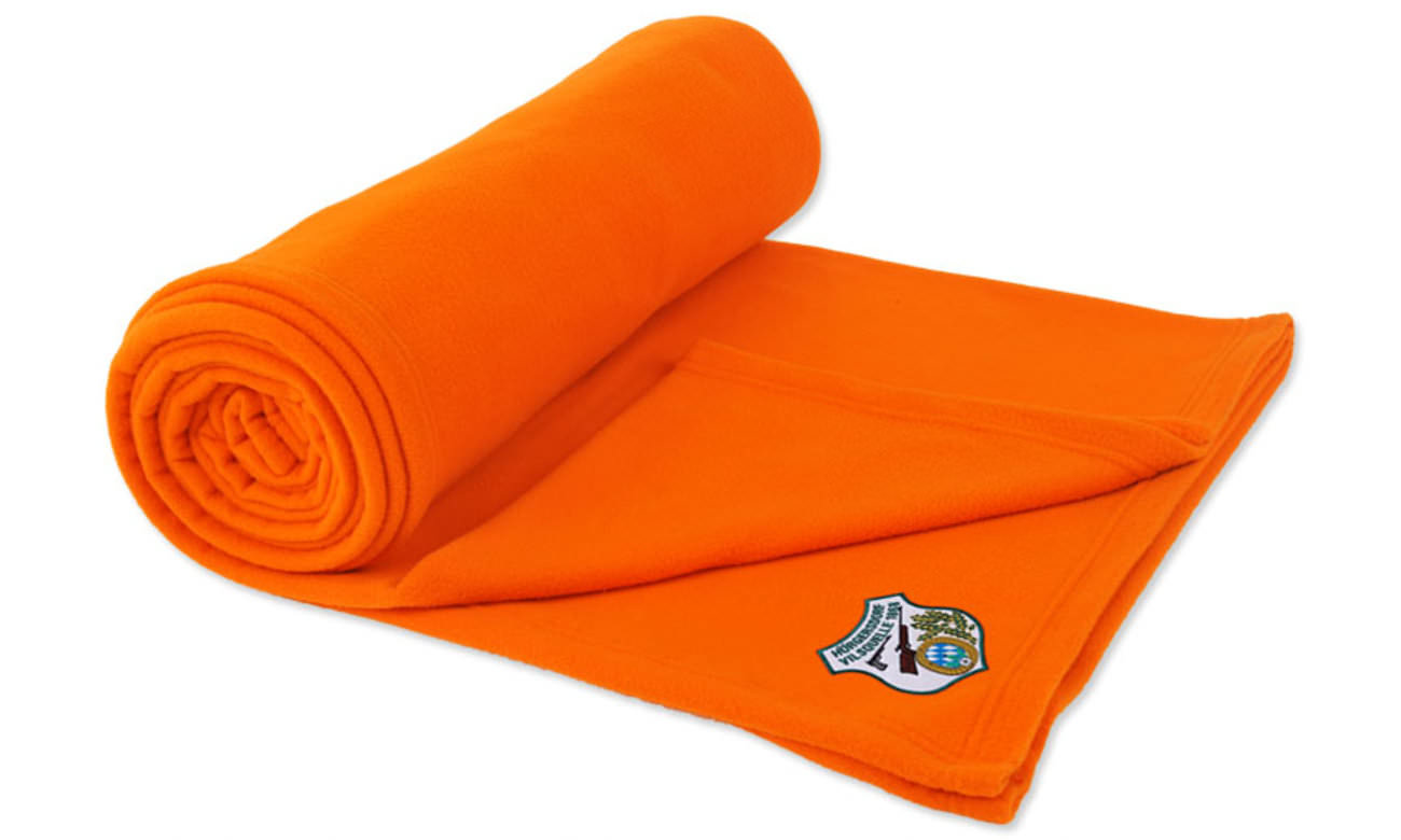 Fleece-Decken ST-910 Orange