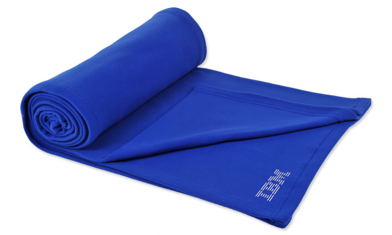 Fleece-Decken ST-910 Royalblau