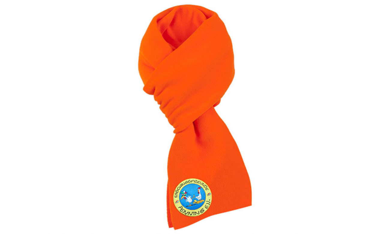 Fleece-Schals ST-905 Neon Orange