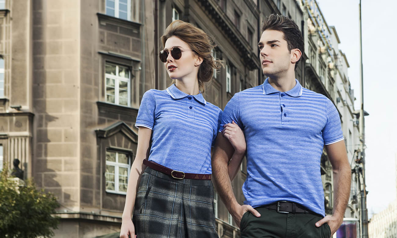 Poloshirts ST-220 Royalblau Fashion