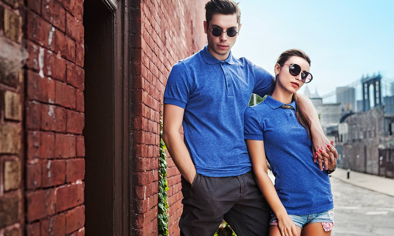 Poloshirts ST-230 Royalblau Fashion