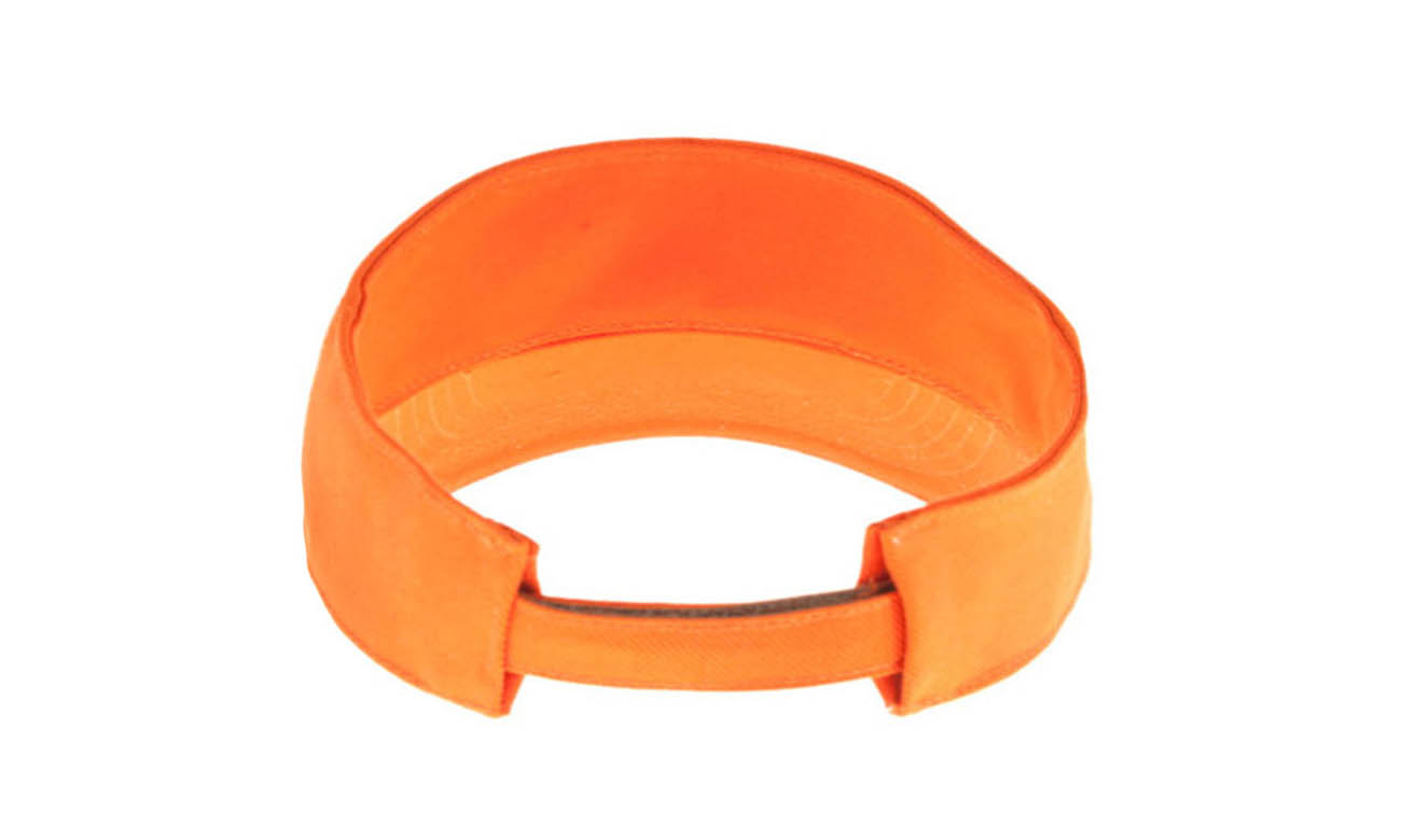 Sunvisors T-600 Orange Hinten