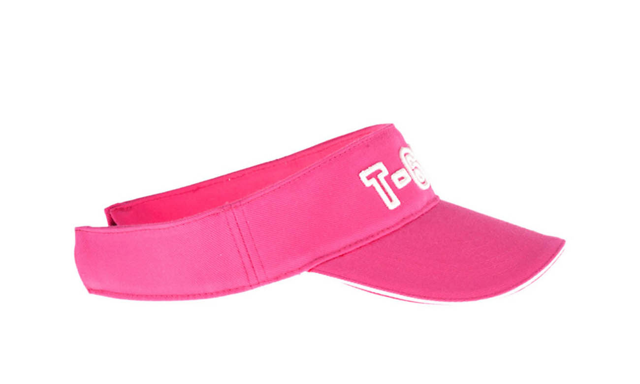 Sunvisors T-600 Pink Seitlich Links