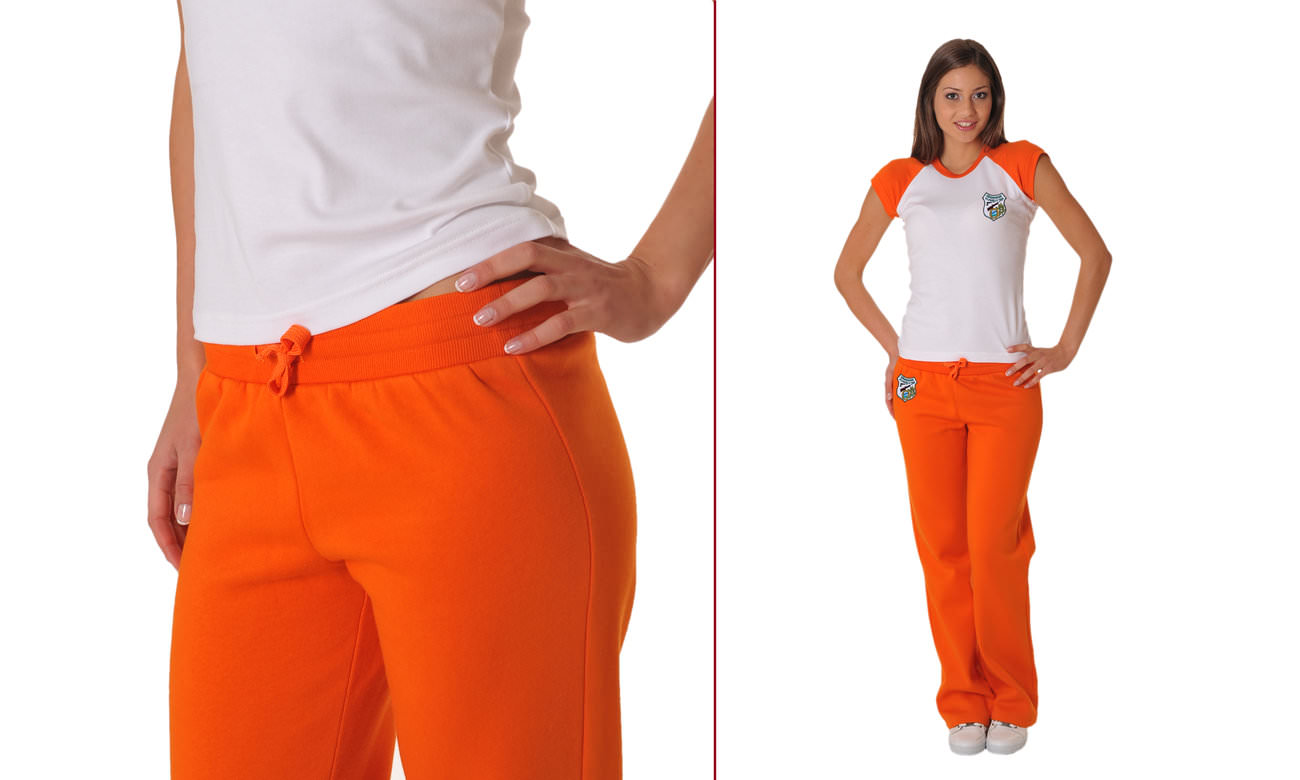 Sweathosen ST-600-LA Orange Damen