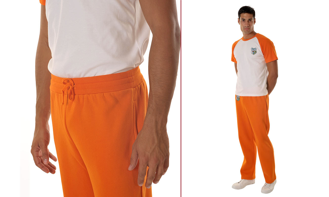 Sweathosen ST-600-LA Orange Herren