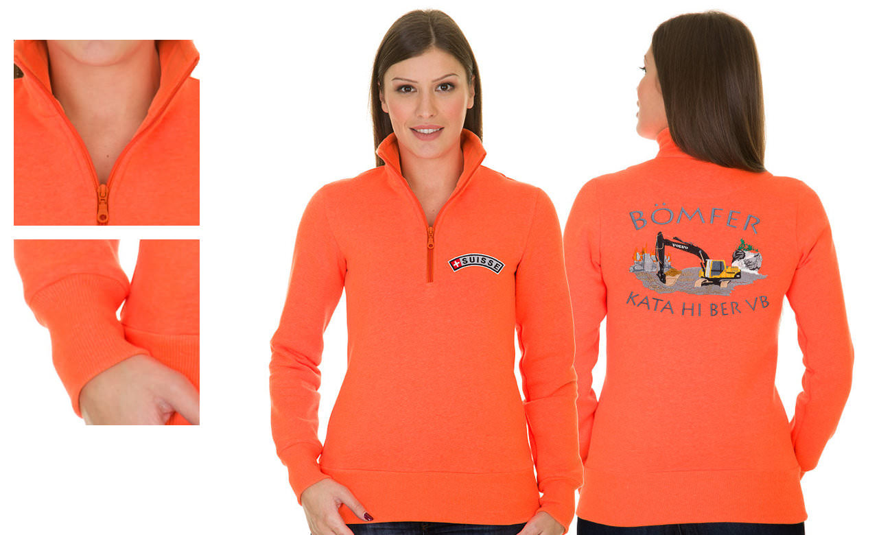 Troyer ST-350 Neon Orange Damen